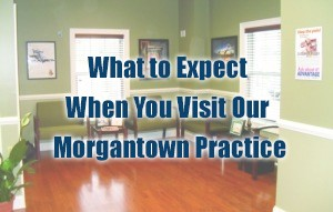 Visiting our Morgantown Practice